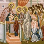 The Entrance of the Theotokos