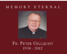 Fr. Peter - Memory Eternal
