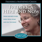 Frederica Here and Now
