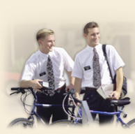 LDS Missionaries
