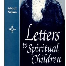 Letters Spiritual Children